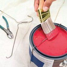 Triki przydatne przy malowa...