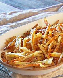 Włoskie frytki z serem piec...