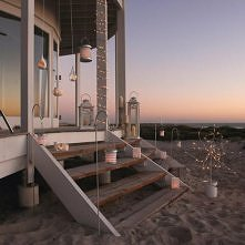 domek na plaży ♥