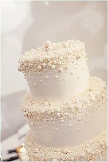 tort perły