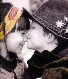 Dziecieca miłość :)