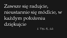 1 Tes 5, 16
