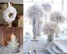 Zimowy ślub - więcej po kli...