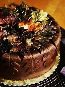 tort jesienny