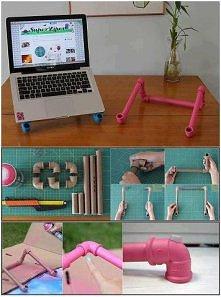 podkładka pod laptopa :)