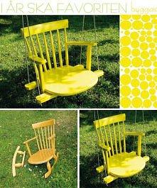 krzeslo -hustawka