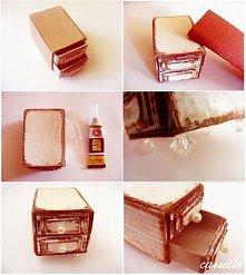 Moja komoda DIY :)