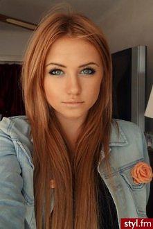 kolor włosów cynamonowy!!!