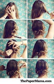 Śliczne fryzury 24