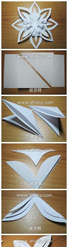 papierowa gwiazdka