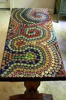 Mozaika z kapsli