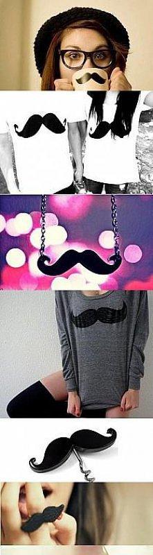 moustache ^^