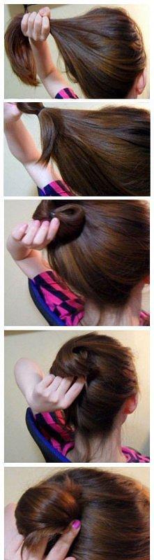 Śliczne fryzury 48