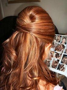 Śliczne fryzury 50