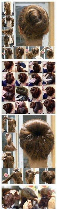 Śliczne fryzury 77