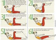 ćwiczenia odchydzające