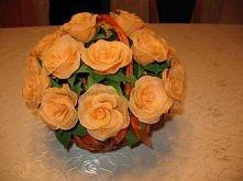 koszyk róż