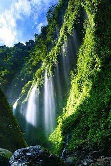 Wodospad Madakaripura, Indonezja
