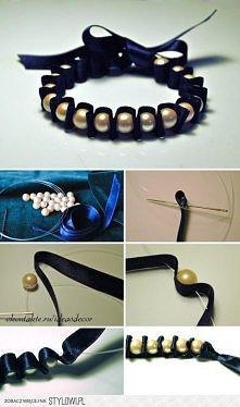 DIY , zrób to sam , krok po kroku , biżuteria