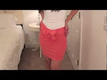 DIY skirt in 10 seconds