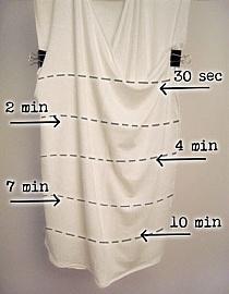 jak zabarwiać ubrania na ombre.
