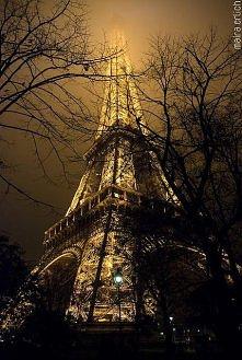 Paryż...Wieża Eiffla