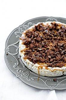 Tort lodowy z czekoladą i s...