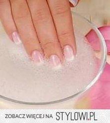 Sposób na białe paznokcie: ...