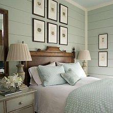 Ramki w sypialni to MUST HAVE :)