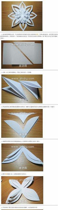 kolejna gwiazda z papieru