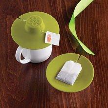 trzymaczek na herbatę :)