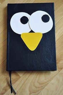 Pingwini zeszyt ;)