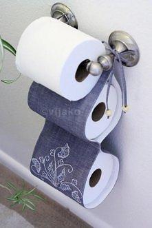Zawieszka na papier toaletowy