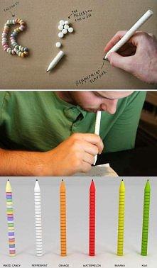 słodki długopis :D