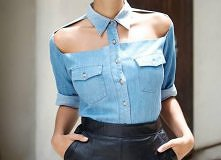 Love it! Modernizowana koszulka!