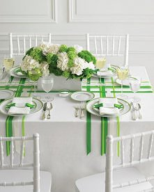 biało-zielono