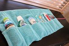 Ręcznik >stworzony< do podróży