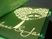 zaproszenie ślubne z kolekcji Drzewo Zakochanych