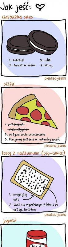 Jak jeść