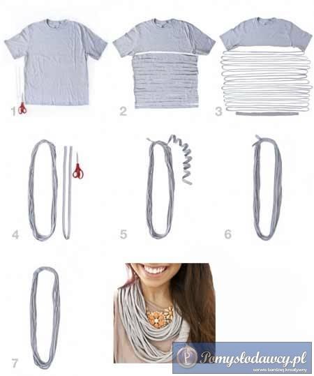 kupować tanio hurtownia online kupować tanio naszyjnik z koszulki na DIY Ubrania, Biżuteria itp - Zszywka.pl