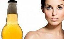 KURACJE PIWNE NA TWARZ I WŁOSY  - Jajeczno piwny kompres do włosów cienkich i...