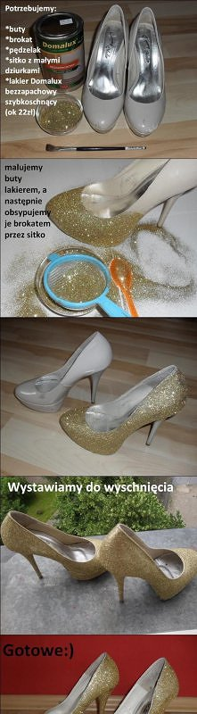 Pomysł na buty 2 :)