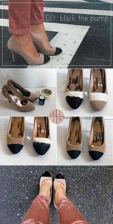 Pomysł na buty 3:)