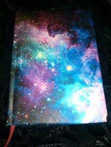 kosmiczny zeszyt <3