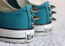 All Star ♥ W sumie potrzebne tylko ćwieki ;)