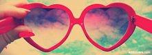 Świat przez różowe okulary <3