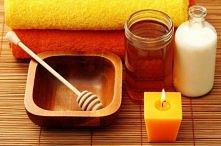 Maseczka z miodu - przepisy:  1) Oczyszczająca maseczka z miodu Do przygotowa...