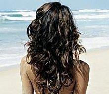 sposób na falowane włosy: ł...