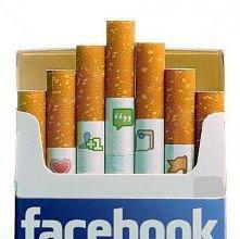 Facebook jak papierosy? Uzależnienie?