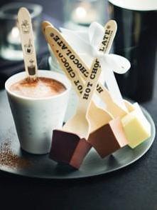 czekolada na patyku